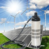 Wholesale DC best deep well Submersible pump in china Solar water pump for agricultural