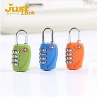 Wholesale new TSA lock customs combination lock All metal quality super good quality