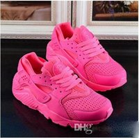 Wholesale Hot sell Fashion pink shoes brand New men women shoes huraches trainers sneakers chaussure homme huarachs sport shoes hombre Running Shoes