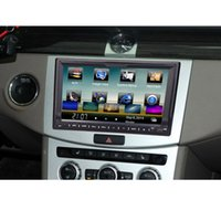 Wholesale Universal quot HD Touch Screen Din Car DVD USB SD Player Bluetooth GPS Stereo Radio Car Entertainment System for All Cars