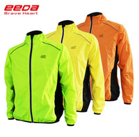 Wholesale DHLEEDA cycling jackets long sleeve windproof breathable cycling jersey for men running ciclismo bicycle clothing big size XL