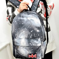 Backpacks backpacks collection - Drop ShippingThe new GALAXY collection shoulder bag men women backpack schoolbag College Wind lady s backpack