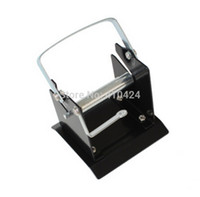 Wholesale Metal Black Tin solder wire rack Welding Wires Stand Tin wire Stand Soldering dedicated order lt no track
