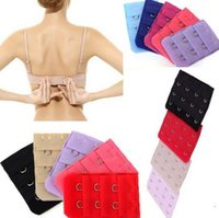 Wholesale 5pcs Bra Extender Strap Extension Hooks Supplies Replacement Bra Hooks Hot Selling