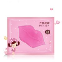 age sheets - PILATEN Skin Face Care Crystal Collagen Lip Mask lip care pads Moisture Essence Anti ageing wrinkle gel care hydrating BY DHL