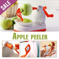 automatic vegetable peeler - 2015 New Easy Quality Multifunction automatic apple peeler fruit peelers zesters Fruit Vegetable Tools Fast Shipping