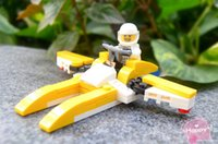 aircraft for sale - 2015 Hot Sale Star Wars Building Blocks Wing Aircraft Building Bricks Blocks Set Figure Minifigures Learning Toys For Children Gift