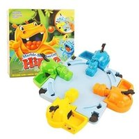 Wholesale Funny Hungry Hippo Table Games Marble Swallowing Hippo Parent Child Interaction Educational Machine Kids Toys for Children Kids Girls Boys