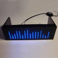 Wholesale DIY Music Spectrum Audio Spectrum Display LED Flashing Kit