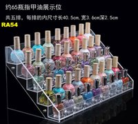beauty display stands - High Quality Beauty Makeup Nail Polish Storage Organizer Rack Display Stand Holder NEW RA