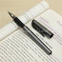 Wholesale 1pcs Magic Invisible Ink Marker Disappearing Pen Secret Message Pen Paper saving