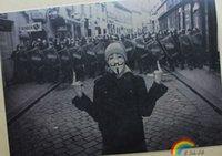 Wholesale V for Vendetta Poster posters nostalgic retro kraft paper poster art posters discord