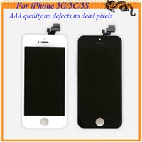 Cheap For Apple iPhone Replacement Repair Parts For iPhone 5 Best iPhone 5G 5C 5S LCD Screen Panels For iPhone 5 Lcd Display