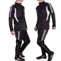 american football training jerseys - NEW top pants men joggers sport child boys running jogging legs futbol tracksuit training football children soccer jerseys