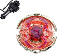 Wholesale Fusion hades Masters Metal BB116G FORBIDDEN LONI Gyroscope Toy peonzas Beyblade gravity perseus brinquedo Launcher bayblade