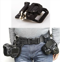 Wholesale Camera Quick Strap Holster Hanger Waist Belt Buckle Button Mount for Canon D D D Nikon D5300 D7000 D800 A5