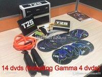 Cheap T25 14 DVDs Best Slimming Training Set