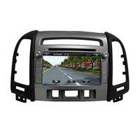 """Cheap Cheap 7"""" LCD-TFT touch screen car DVD player for HYUNDAI SANTA FE 2012 DVD+SWC+BT+IPOD+Radio RDS +AUX+GPS"""