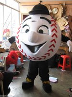 baseball mascot costumes - Special strange Adult baseball sport Halloween Mascot Costume jn8