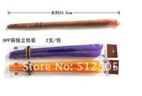 organic ear candles - Natural organic plant material Beeswax Ear Candle promotion package pair