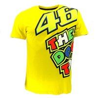 motorcycle shirt - 2015 MOTO GP Rossi VR Summer T shirt Motorcycle Racing Short Sleeve T Shirt Men Personality Casual T shirt Vest