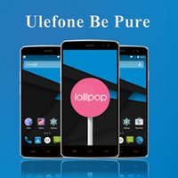 "Cheap Original Unlocked Ulefone Be Pure Octa Core MTK6592 Android 4.4 Kitkat 5.0"" HD WCDMA Cell Phones Dual SIM 1GB-RAM-8GB-ROM Mobile Phones"