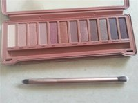Wholesale 2015 HOT NEW Nude Eye Shadow Colors Eye shadow plate by DHL