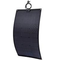 Wholesale 75W Volt Monocrystalline Bendable Solar Panel