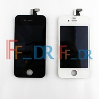 Wholesale Screen For iPhone LCD With Touch Digitizer Glass Replacement Full Assembly for Iphone Display Black White Brand New Lcd for Iphone
