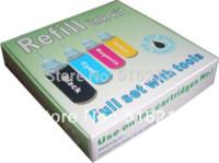Wholesale for PGI510 CLI511 full set refill ink kit with tools kit bulk ink hp kit tool