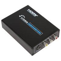 Wholesale Portable HDMI P P to Composite AV S Video Converter HMP_572