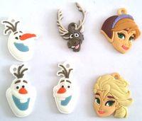 Cheap Frozen loom band charm Best Frozen Anna Elsa charm