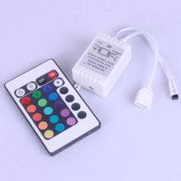 Wholesale DC V A IR Remote Controller Receiver for SMD LED Strip Light V dandys
