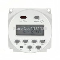 Wholesale High Quality Direct Current V A Mini LCD Digital Power Programmable Control Timer Switch Time Relay