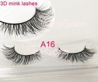 mink eyelashes - A16 new style d mink lashes d mink eyelashes