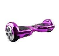 Wholesale Plating Smart Electric Self Balancing Unicycle Scooter balance Breeze Board Two wheels air wheel skate for Outdoor Sports new