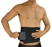 waist trimmer belt - Waist Trimmer Neoprene slimming belt for Women Men To Lose Belly Fat Fast Provide Lower Back Support Brace For Your Workout