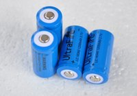 big laser pointer - Big sale Ultrafire MAH V li ion battery cell CR123A rechargeable batteries for led flashlight torch laser pointer