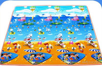 Wholesale Play Mat New Sale Baby Play Mat Fruit letter Animal car Kids Children Picnic Beach Mat Baby Crawling Mat Fast Delivery