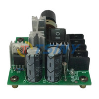 Wholesale 12 Vdc W dc motor PWM speed control switch with CW CCW direction dc motor regulator
