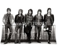 ask hotel - Asking Alexandria Band Cool Fantasy Pillow Cases x30 Inch Party Gift One Side Cotton Polyester