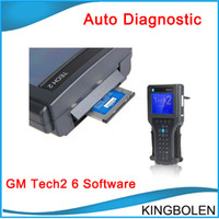 Engine Analyzer tech - 2015 Professional GM Diagnostic tool GM tech2 TECH with candi Tis2000 And VCI module Support software with Two years quality warranty