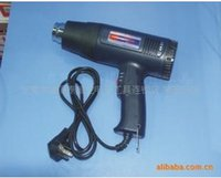 Wholesale Bai Andes F3 industrial hot air gun heat gun W thermostat shrinkable tube blowing hot hair dryer blowing shrink film