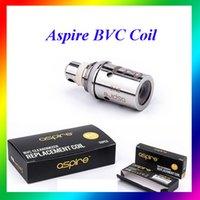 Cheap Aspire BVC Coils Head For Aspire BDC Atomizers CE5 CE5S ET ETS Vivi Nova Mini Vivi Nova BVC Replacement Coils DHL Free