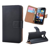 S2 i9100 - For Galaxy S2 Real Genuine Leather Case Wallet Credit Card Holder Stand Flip Slim Magnetic Cover For Samsung I9100