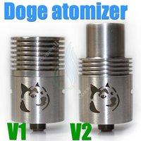 Cheap Doge V1 V2 mod atomizer RBA clone aqua Mutation X monkey squape tugboat Mephisto taifun dark horse big dripper RDTA atty orchid v3 mods RDA