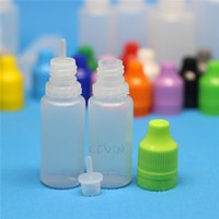 juice dispenser - ML PE E Liquid Eliquid Vaporizer Juice Needle Tip Dispenser Empty plsatic dropper Bottle