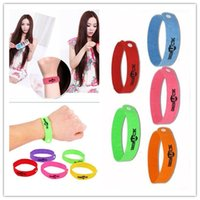 Wholesale Mosquito Repellent Band Bracelets Anti Mosquito Pure Natural Baby Wristband Hand Ring DHL
