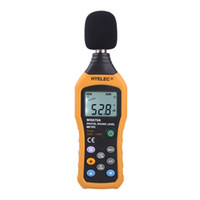 audio logger - HYELEC MS6708 LCD Digital Audio Decibel Sound Noise Level Meter Monitor dB Meter Measuring dB to dB Logger Tester