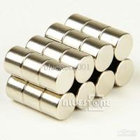 Wholesale 6pcs Disc Round Circular Cylinder Magnet D25 x mm N35 Rare Earth Neodymium mm